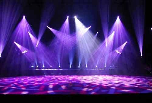 步进电机在舞台照明中的发挥的主要应用