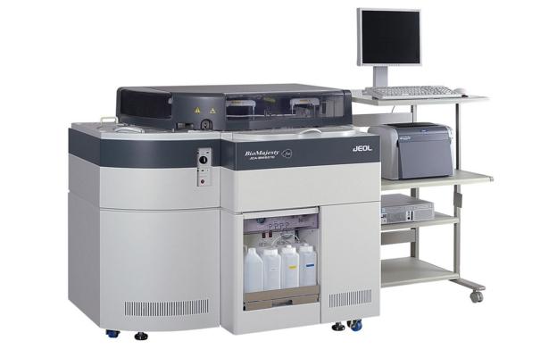 倍福直线丝杆步进电机在生化分析仪上的应用